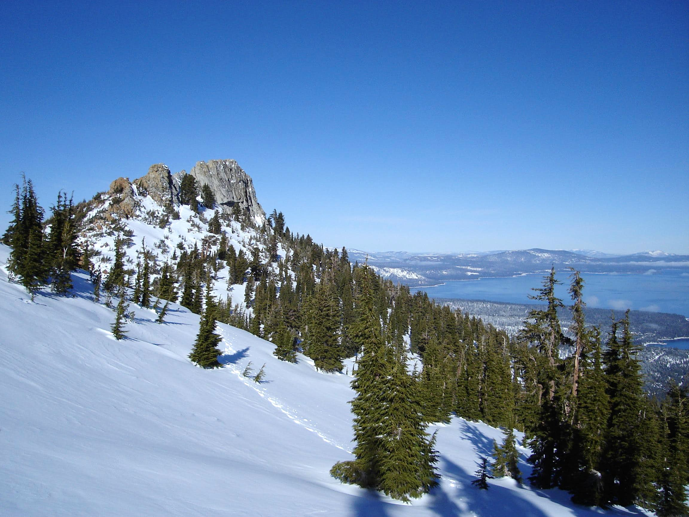 Rubicon Peak