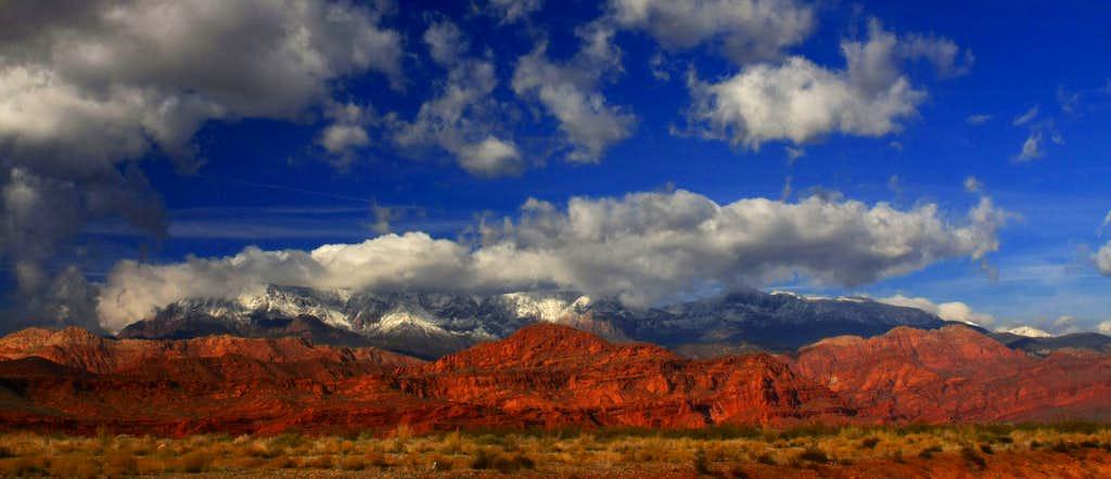 Pine Valley Range-Signal Peak