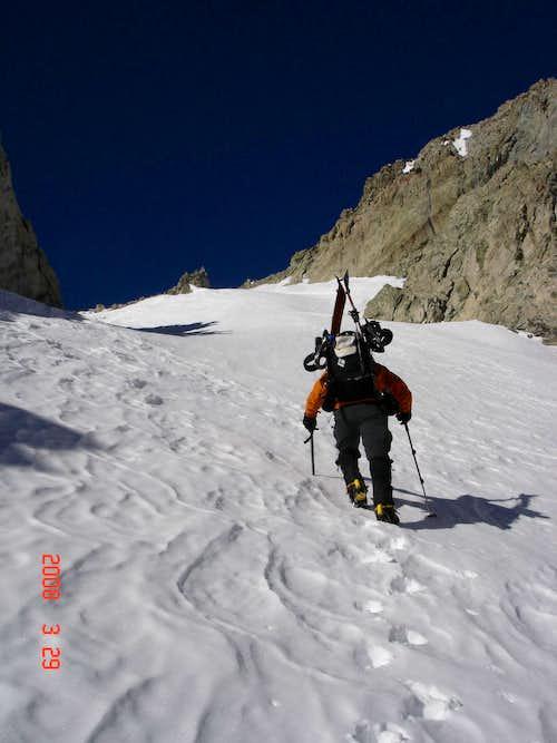 Ascending Shepherd's Pass