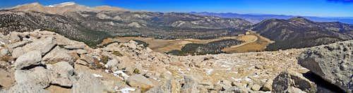Trail Peak north