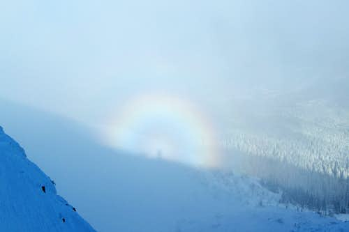 Brocken spectre