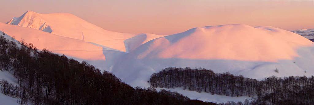 Panorama Monte Elefante