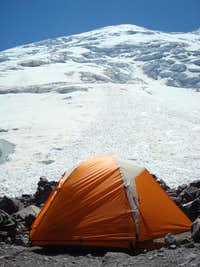 Camp Schurman, Mt. Rainier