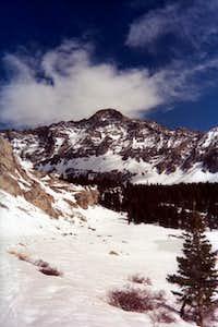 Little Bear Peak from Lake...