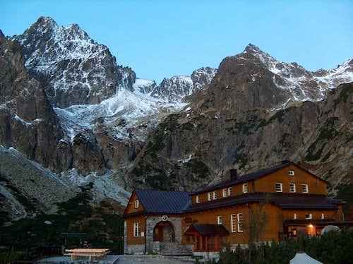 Baranie Rohy, our Tatras epics
