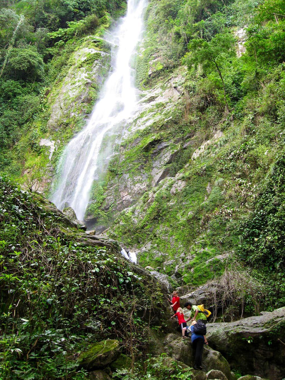 Cascada El Bujeco