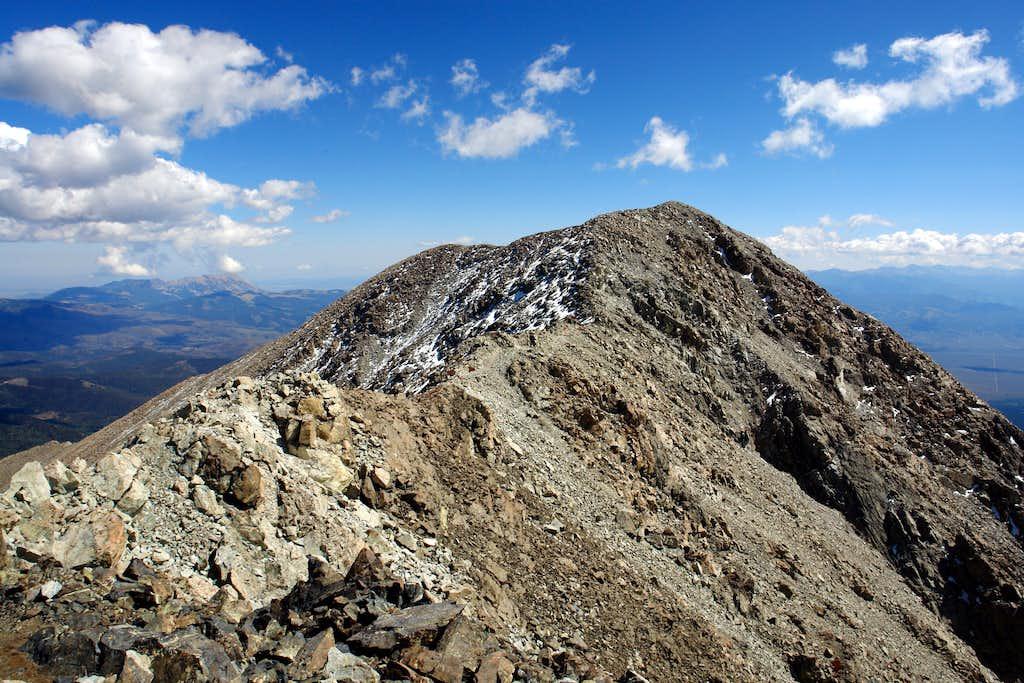 Mount Lindsey Summit