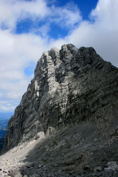 Watzmannfrau, 2.307m
