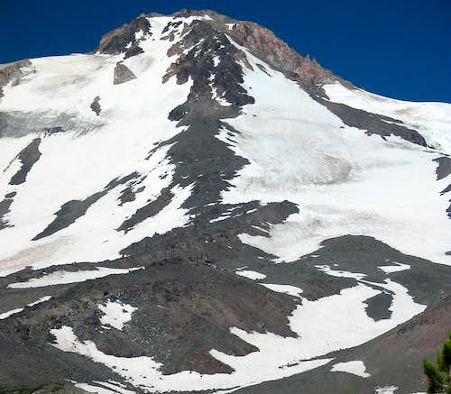 Mt Shasta/Wintum ridge