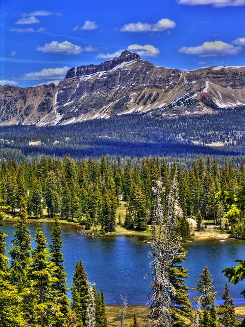 Hayden Peak, Utah