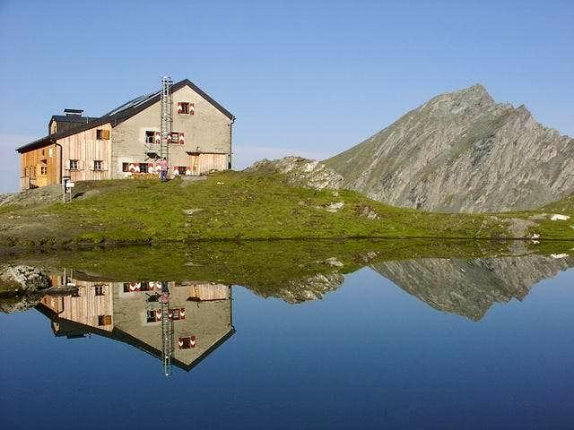 Sudetendeutsche Hütte 2650m...