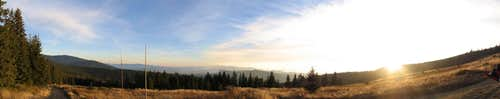 Pilsko Panorama
