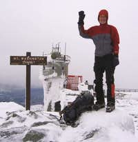 Late Winter summit