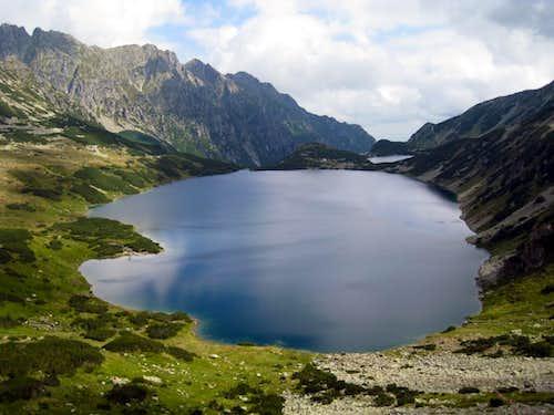 Five Polish Lakes Valley