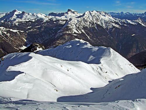 Monte Dimon east view