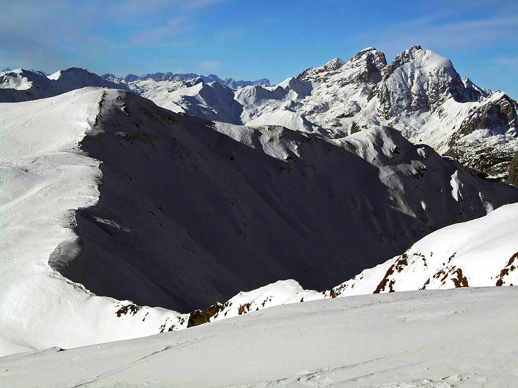 Monte Dimon and Monte Paularo
