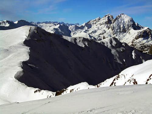Monte Dimon and Monte Paularo