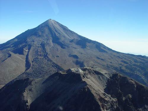 Orizaba\'s south side with...