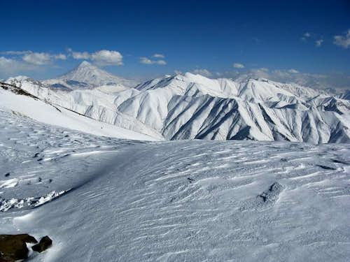 Damavand View