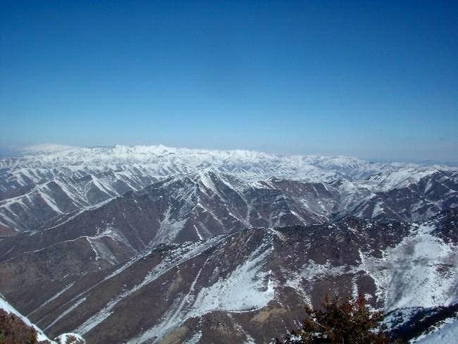 Grandeur as seen from Mt....
