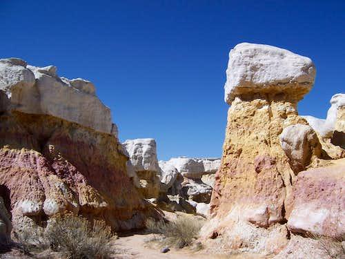 Paint Mines, El Paso County, Colorado