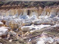 Paint Mines, El Paso County, Colorado