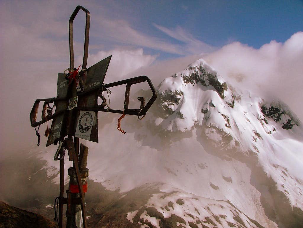 Illiniza Norte Summit