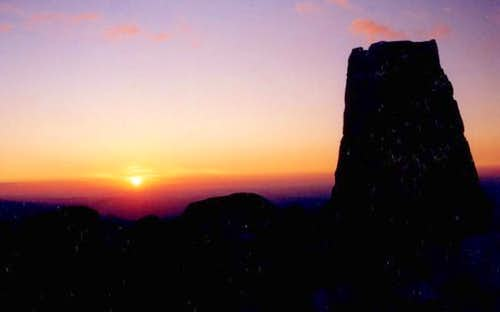summit at dusk march 2004