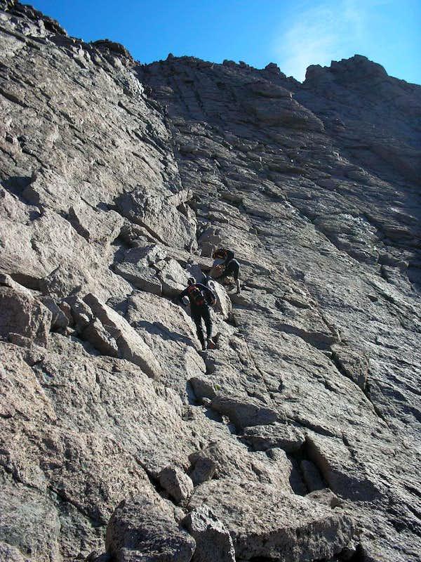 Longs Peak Trough