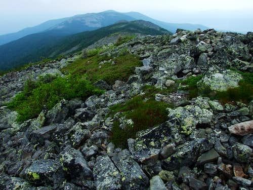 Mount Abraham ME