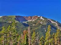 Engelmann Peak  Colorado,  13,362