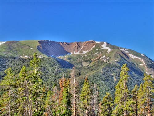 Engelmann Peak