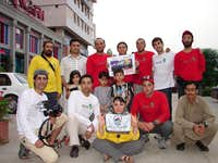 First Iranian Nanga Parbat 8125-M Expedition Members
