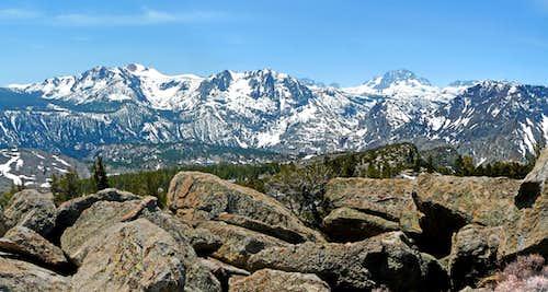 Reversed Peak south