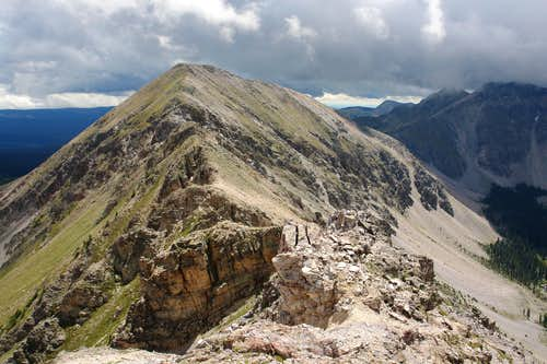 North Truchas Peak
