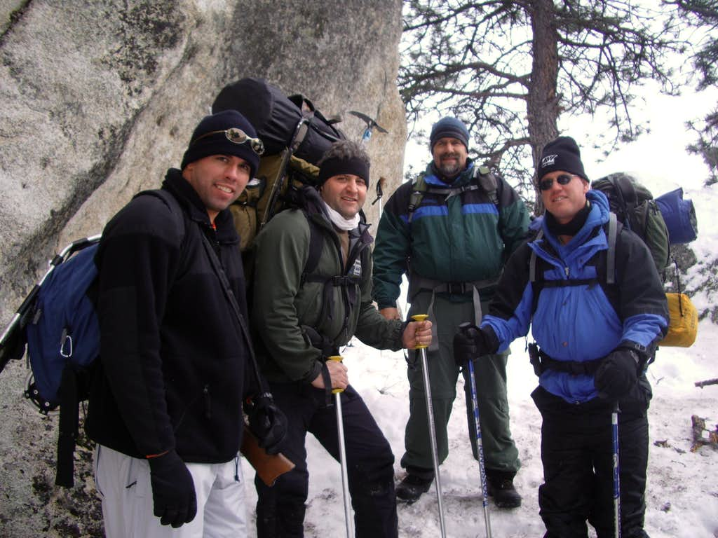 Jason, Matt, Steve and Dan