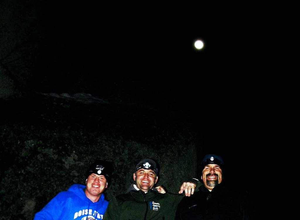 Dan, Matt and Steve