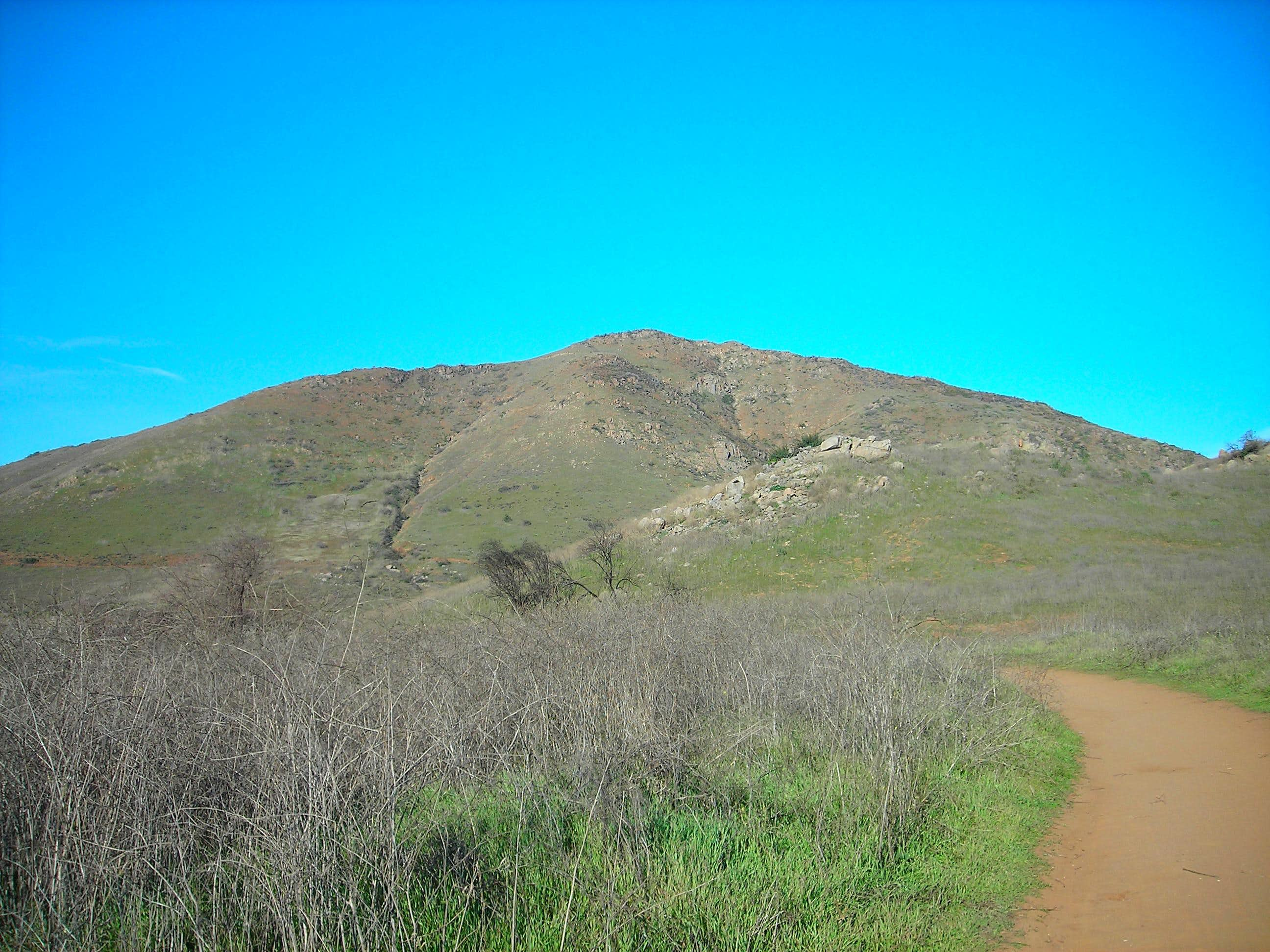 Bernardo Mountain