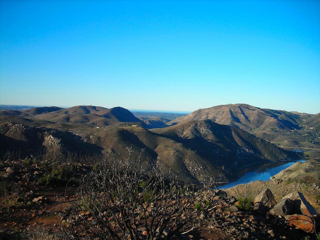 View West from Bernardo