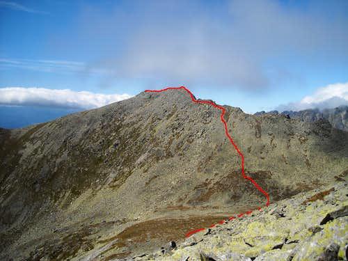 Tupa Ridge