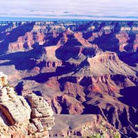 Sunrise Great Canyon
