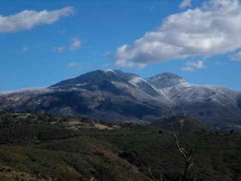 Cuyamaca Peaks