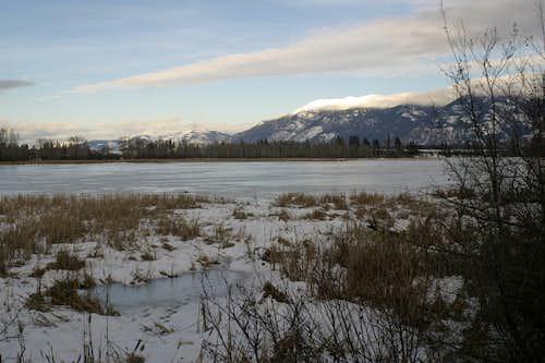 Columbia Mountain Trailhead