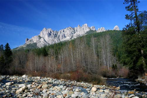 Castle Crags Wilderness