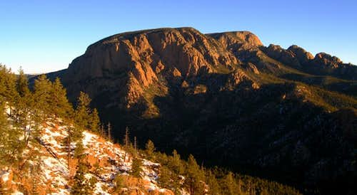 Hermit Peak (NM)