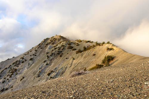 South Ridge of San Antonio Mountain