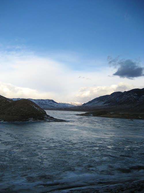 Buffalo Bill Reservoir