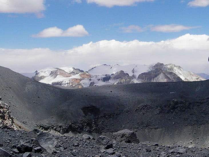 Hualca Hualca In November