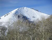 Reynolds  Peak Avalanche