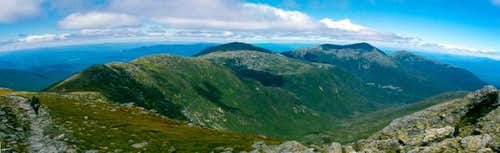 A panorama of the Northern...
